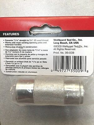 Walboard Tools 35-009 Adapter For Pole Sander