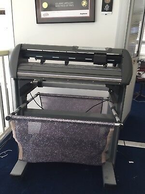 """Vinyl Express Panther 24"""" Vinyl Cutter With Stand"""