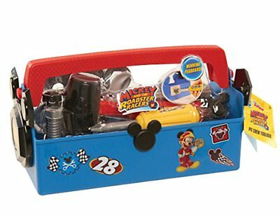 Disney Junior Mickey And The Roadster Racers Pit Crew Tool Box