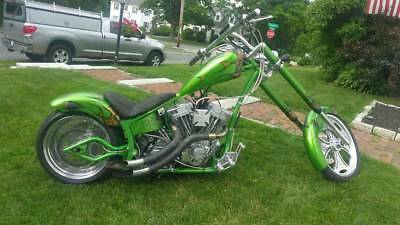2005 Custom Built Motorcycles Chopper  2005 Ultra West Coast Chopper - Custom Built