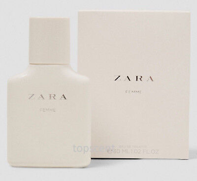 Edt Woman Women Eau New De For Toilette Zara 30ml Femme lcJF1K