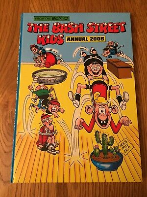 The Bash Street Kids Annual 2005  From The Beano