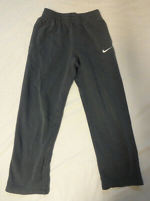 Nike Boy's Gray Used Athletic Sweat Pants Size L