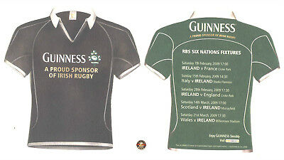 Guinness - Rugby des 6 Nations