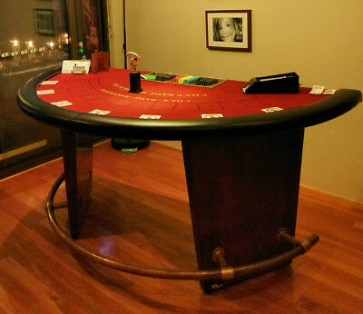Full Size ex-crown Blackjack Table