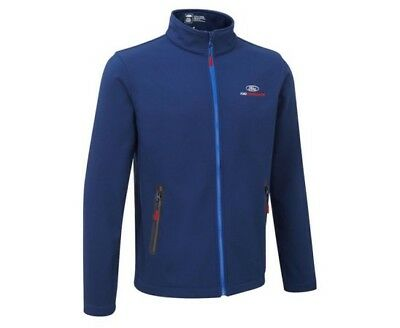 Softshell FORD Team bleue pour homme - Endurance