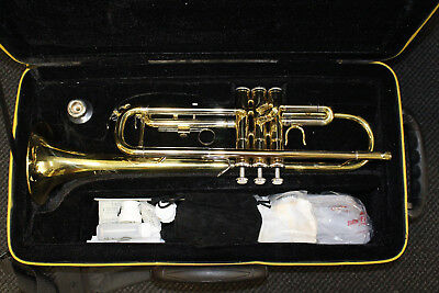 B&s Talis Trumpet - Tr-635 + Case And Accessories