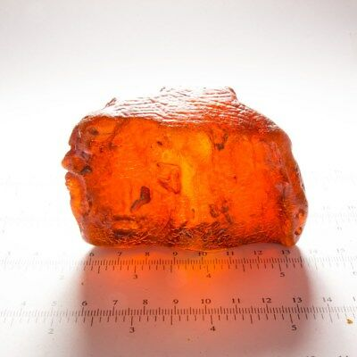 119.4 grams! Natural Untreated Baltic Amber Stone Rough Raw ????