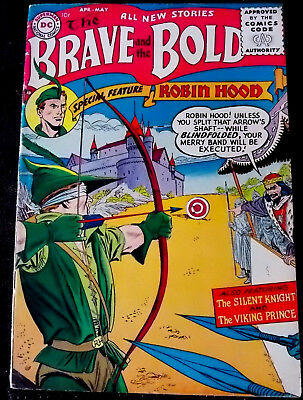 The Brave and the Bold #5   Solid Copy!