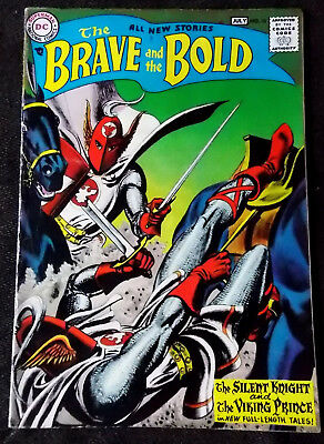 The Brave and the Bold #18   Nice Solid Copy!