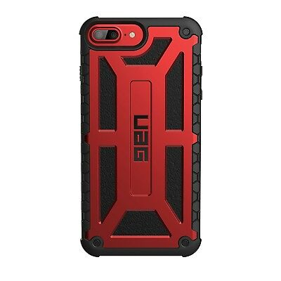 UAG iPhone 8 Plus / iPhone 7 Plus / iPhone 6s Plus [5.5-inch screen] Monarch,R/B