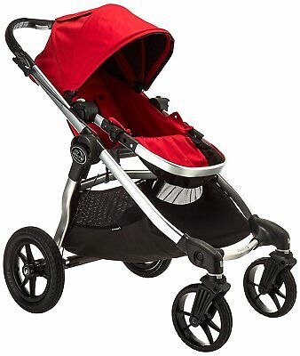 BRAND NEW! GENUINE! Baby Jogger 2016 City Select Single - Ruby, FREE SHIPPING!
