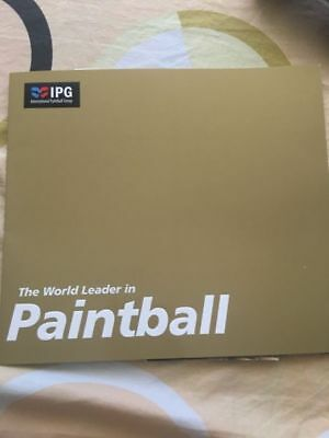 IPG Paintball Tickets X20 - Valid Until 01/04/18