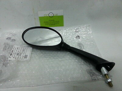 Left Rear-View Mirror Original Vespa Et2-Et4 All Black 581554