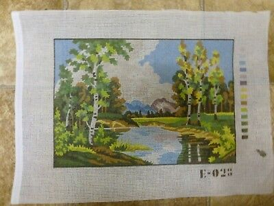 Gorgeous Scenery Tapestry  # E-028 (45 x 30)