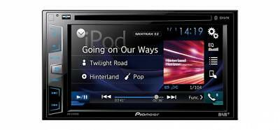 Pioneer AVH-X490DAB 6.2-Inch Clear Type Touchscreen Multimedia Player with...