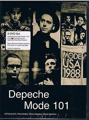 Depeche Mode 101 - 2 Dvd F.c. Sealed