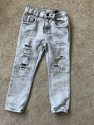 Boys jeans from Zara age 5 slim fit