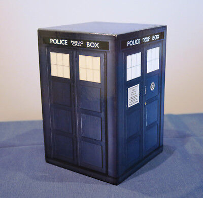 TARDIS book box (official BBC Doctor Who merchandise)