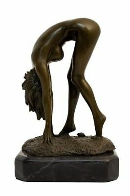 Bronze Arch Dancer