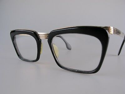 Vintage 20/000 Gold Filled Eyeglasses Frames Men's Small