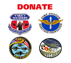 Make a $10 Donation to the Army Aviation Heritage Foundation Gateway Chapter
