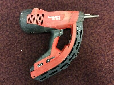 Hilti GX120 Gas Actuated Fully Automatic Fastening Nail Gun / PARTS OR REPAIR