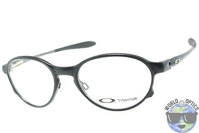 6d084bad19 Oakley RX Eyeglasses OX5067-0251 Overlord Satin Black Titanium Frame   51-19-143  100% Authentic Oakley Eyeglasses! Review our feedback!