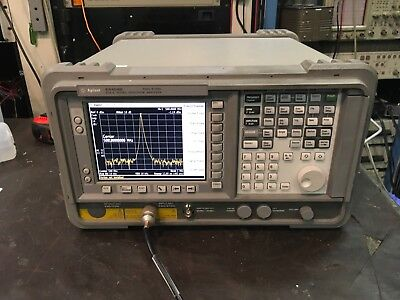 Hp Agilent E4404B Spectrum Analyzer 6.7Ghz With Options (see description) TESTED