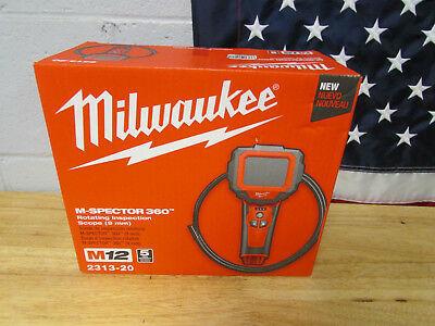 Milwaukee 2313-20 M12 M-Spector 360 Tool Only