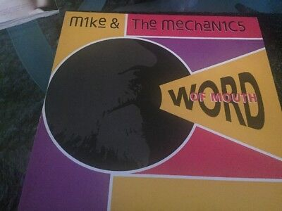 Mike And The Mechanics World Of Mouth