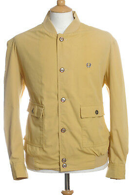 Vintage 1970's Fred Perry Yellow Jacket Xl