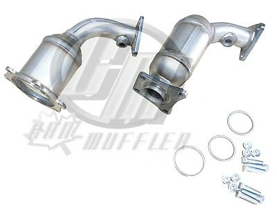 09-13 Fits Mazda 6 2.5L With Automatic Trans Manifold Catalytic Converter 17216