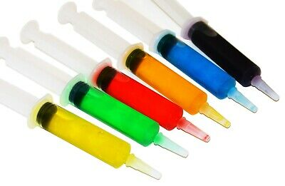 25 Pack Frattoys Party Jello Shot Syringes (Small 1 oz)