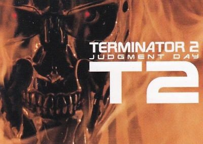Terminator 2 Judgment Day Complete 72 Base + 9 Foil Set Unstoppable Cards 2017