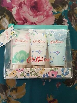 CATH KIDSTON Travel Body SET 3 x50ml
