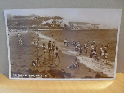 CP de Dover The Cliff and Sands - 1953