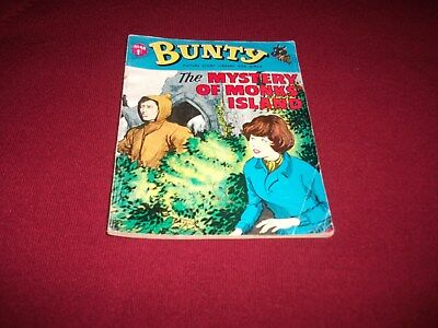 VERY RARE EARLY BUNTY PICTURE STORY LIBRARY BOOK from 1960's - never been read.