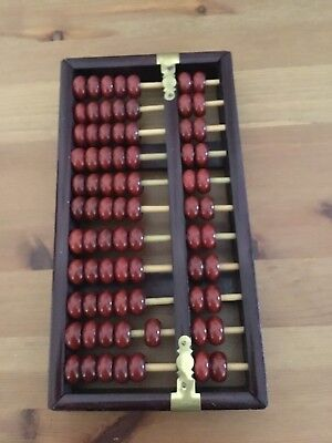 Chinese abacus lamp picclick uk for Abacus cuisine of china