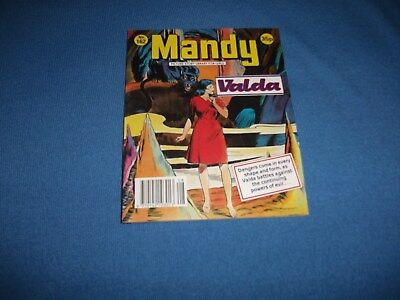 MANDY  PICTURE STORY LIBRARY BOOK from the 1990's- never been read: ex condit!