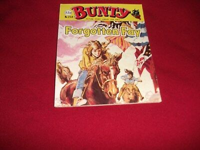 BUNTY  PICTURE STORY LIBRARY BOOK  from the 1980's- never been read:ex condit!