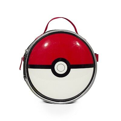Pokemon Pokeball Soft Lunch Box NEW Toys Kids Lunch Boxes and Accessories!