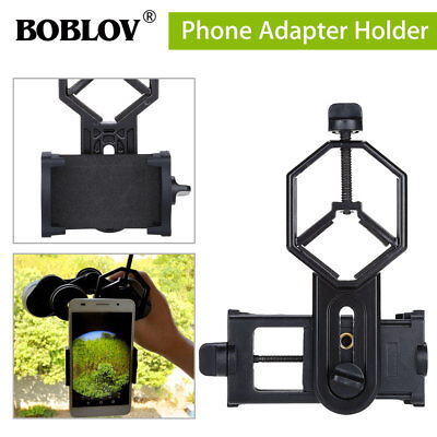 Binocular Monocular Spotting Scope phone Mount holder fit iphone 6plus/7 Camera