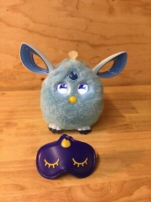 Furby Connect Blue Including Sleep Mask