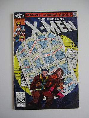 X-Men #141 :   Days of Future Past from 1981