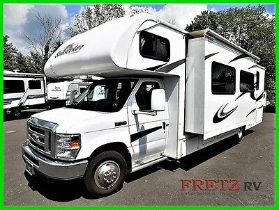 2015 Forest River Sunseeker 3100SS Ford Class C Motorhome Certified RV Camper 15