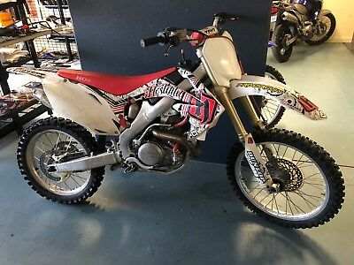 HONDA CRF450R 2009 BARE FRAME CHASSIS crf cr  250 450 x r