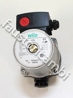 "WILO Thermostat Pumpe RS15/6-3 P 130 mm Ø 1"" RS15/6 RS15/5 RSL RS15/5"