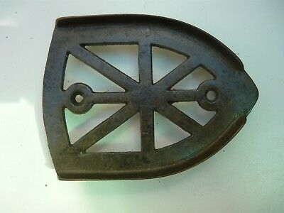 Antique 'Kenrick No 10' flat iron stand in perfect condition
