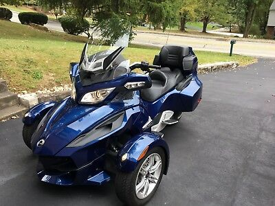 2011 Other Makes  Can AM Spyder RT SE5